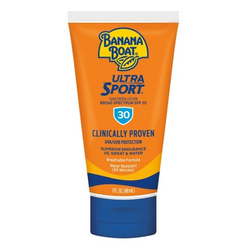 Banana Boat Sport Performance Sunscreen Lotion - SPF 30 - 3oz - image 1 of 4