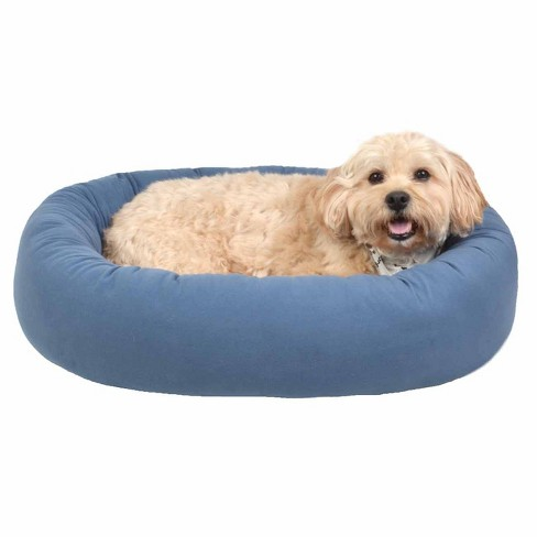 Oval Donut Bed for Dogs - S - Boots & Barkley™ - image 1 of 3