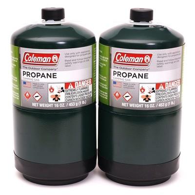 Coleman® 2pk Propane Fuel Tank