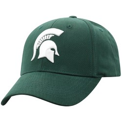 NCAA Michigan State Spartans Men's Structured Brushed Cotton Hat