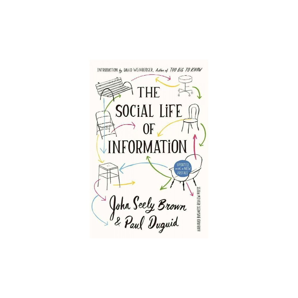 Social Life of Information (Hardcover) (John Seely Brown)