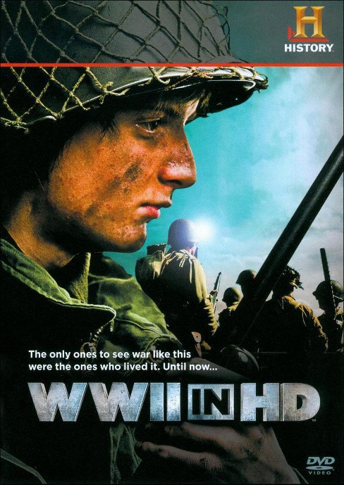 WWII in HD [3 Discs] - image 1 of 1