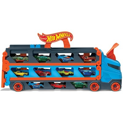 Hot Wheels Speedway Hauler Storage Carrier
