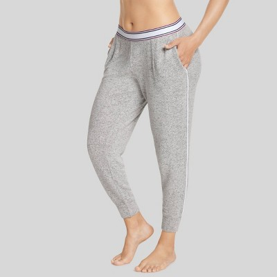 Jockey Generation™ Women's Retro Vibes Jogger Pajama Pants - Gray L