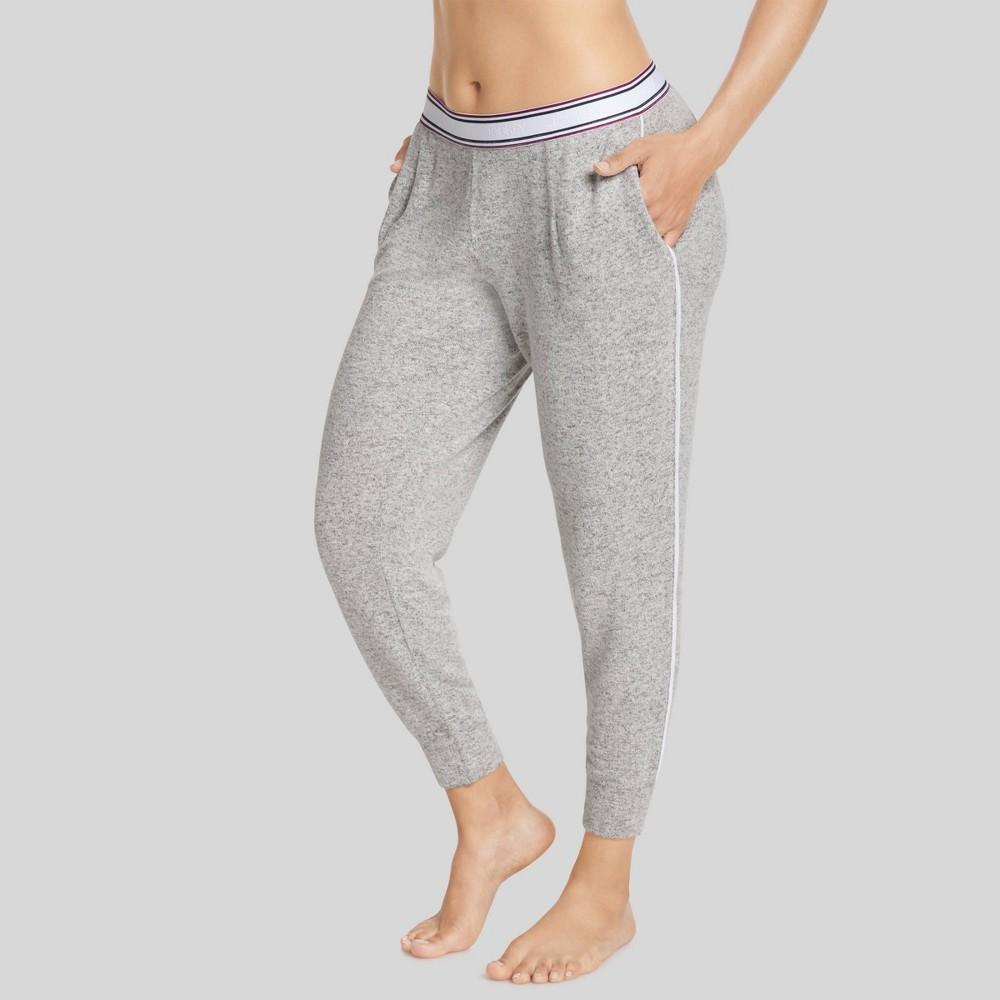 Image of Jockey Generation Women's Retro Vibes Jogger Pajama Pants - Gray M, Women's, Size: Medium