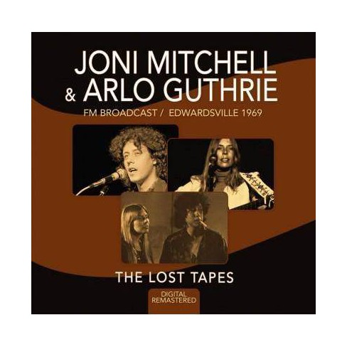 Joni Mitchell - Lost Tapes 1969 (CD) - image 1 of 1