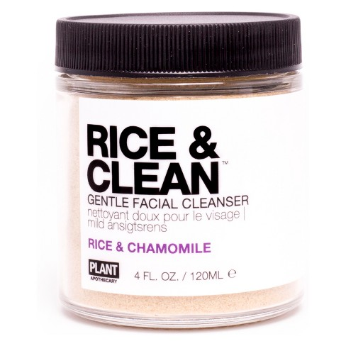 PLANT Apothecary  Rice & Clean Facial Cleanser - Rice & Chamomile - 4oz - image 1 of 1