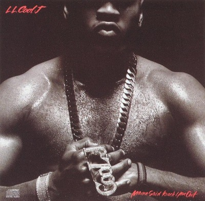 LL Cool J - Mama Said Knock You Out [Explicit Lyrics] (CD)
