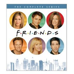 Friends: The Complete Series Dvd Video