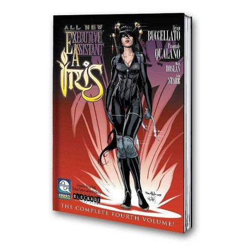 Executive Assistant: Iris Volume 4 - by  Brian Buccellato (Paperback) - image 1 of 1