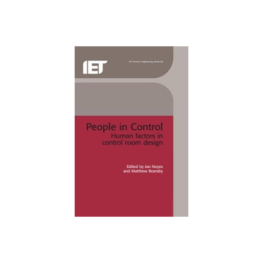 People in Control - (Iee Control Engineering) (Hardcover)