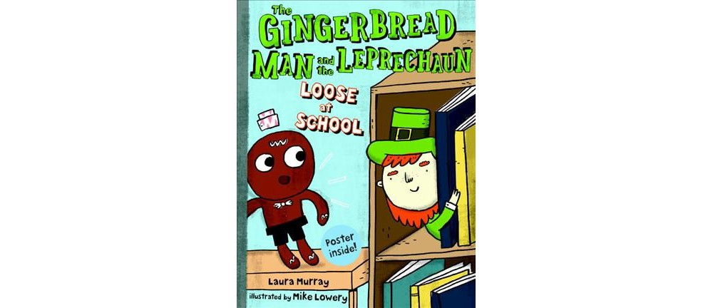 Random House Gingerbread Man and the Leprechaun Loose at ...