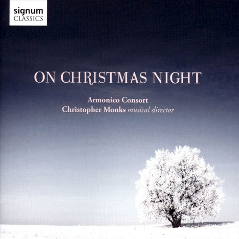 Armonico consort - On christmas night (CD) - image 1 of 2