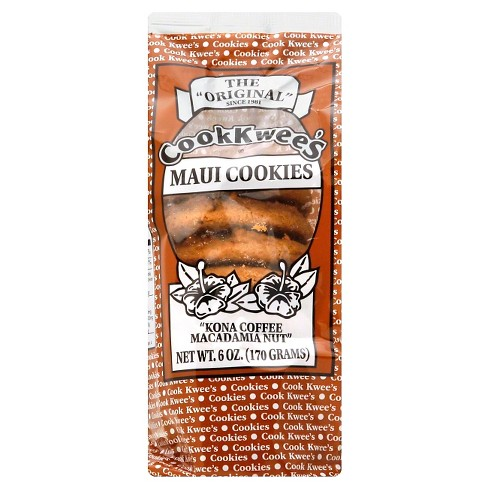 Maui The Original Cookkwees Cookies - 6 oz - image 1 of 1