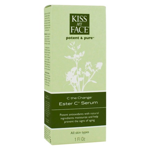Kiss My Face Potent and Pure Ester C® Serum - 1 oz - image 1 of 1