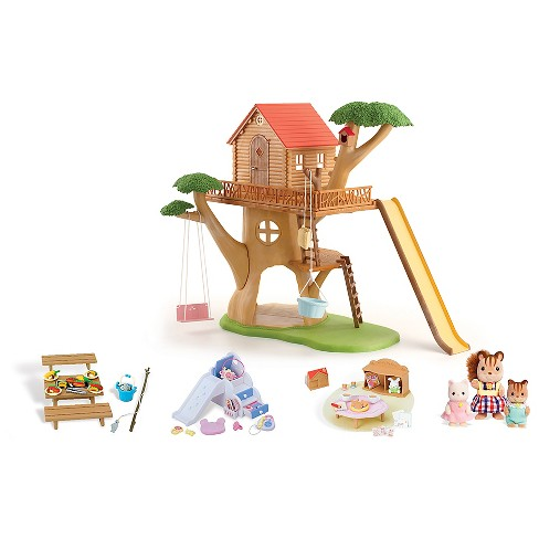 Calico Critters Adventure Treehouse Gift Set - image 1 of 2