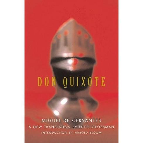 Don Quixote - by  Miguel De Cervantes & Edith Grossman (Hardcover) - image 1 of 1