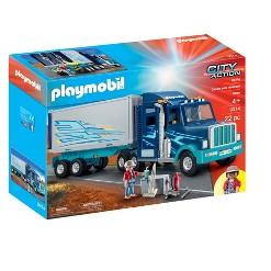 Playmobil Big Rig, mini figures
