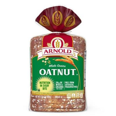 Arnold Oatnut Bread - 24oz