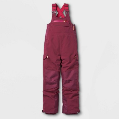 Girls' Sport Snow Bib with 3M™ Thinsulate™ Insulation - All in Motion™