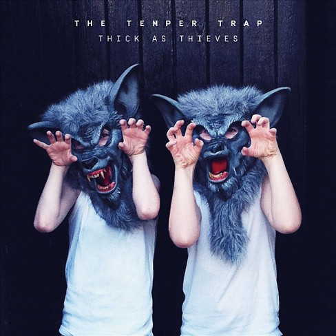 Temper trap - Thick as thieves (CD) - image 1 of 1