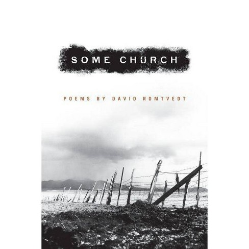 Some Church - by  David Romtvedt (Paperback) - image 1 of 1