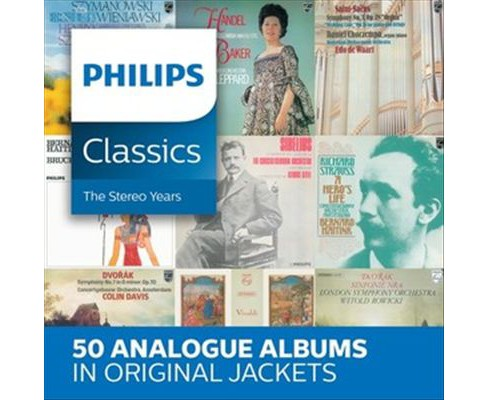 Various - Philips classics:Stereo years (CD) - image 1 of 1