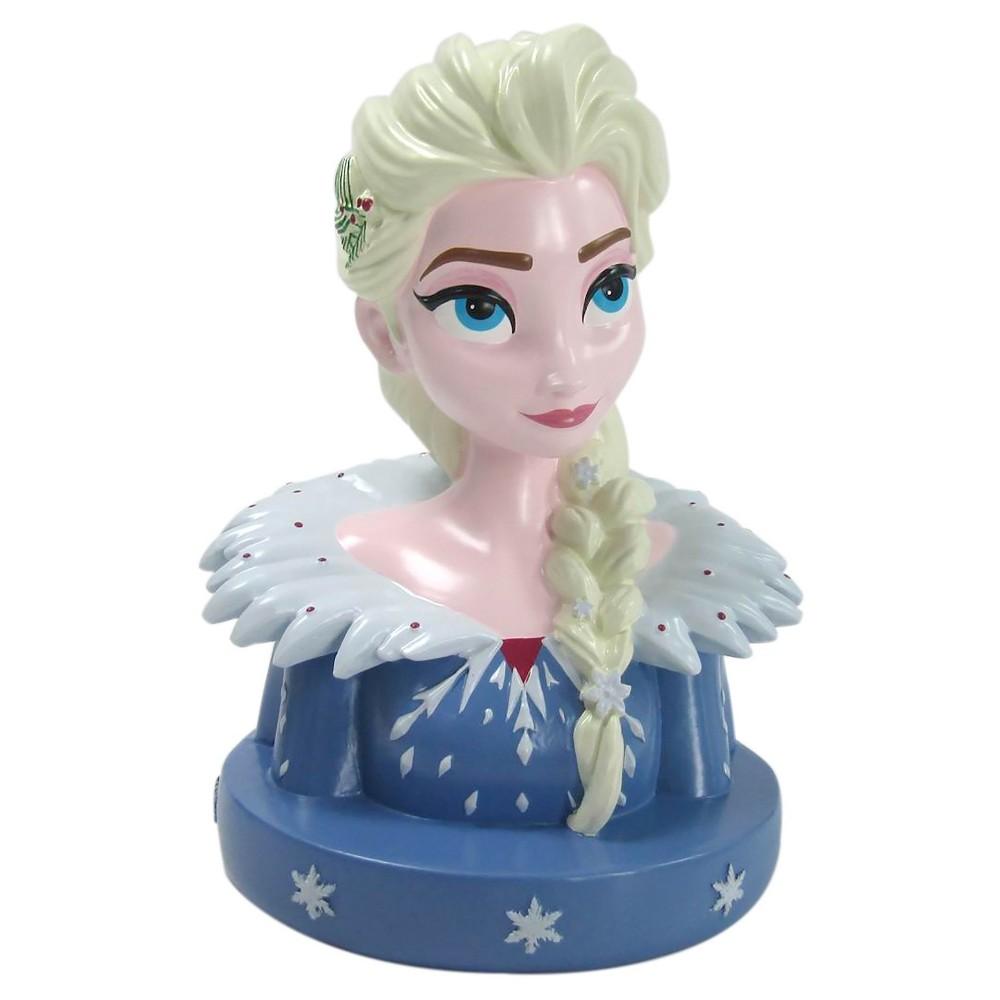 Frozen Elsa Decorative Coin Bank, Multi-Colored