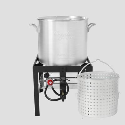 Creole Feast 100qt Seafood Boiling Kit SBK1001G