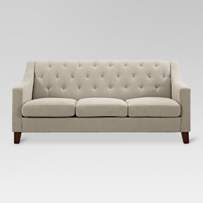 felton tufted sofa threshold™ targetSofa #17