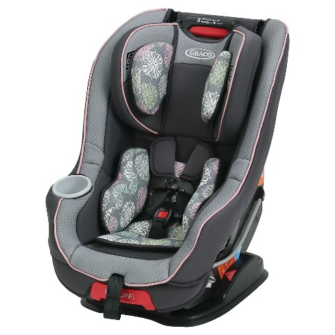 Graco® Size4Me 65 Convertible Car Seat featuring Rapid Remove - Addison - image 1 of 9