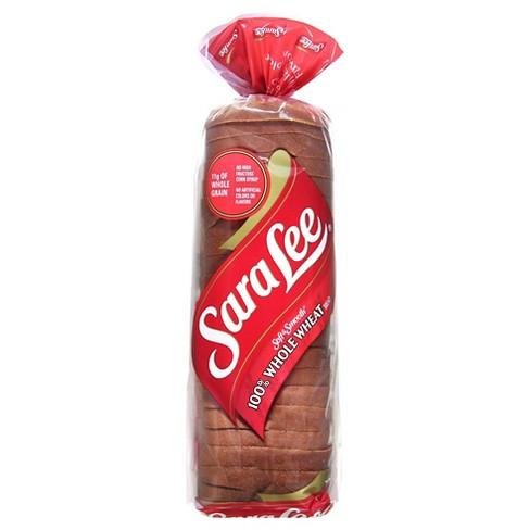 Sara Lee 100% Whole Wheat Soft & Smooth