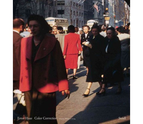 Color Correction : 1952-1986 (Hardcover) (William Ewing) - image 1 of 1