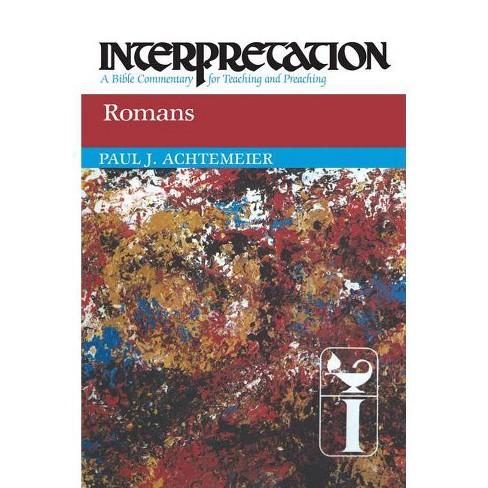Romans - by  Paul J Achtemeier (Paperback) - image 1 of 1