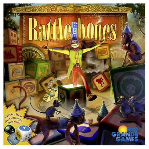 Rattlebones Dice Game - image 1 of 1