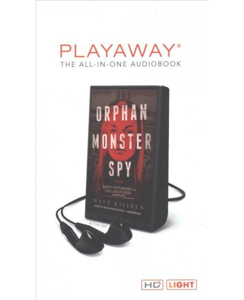Orphan Monster Spy -  Unabridged by Matt Killeen (Pre-Loaded Audio Player) - image 1 of 1