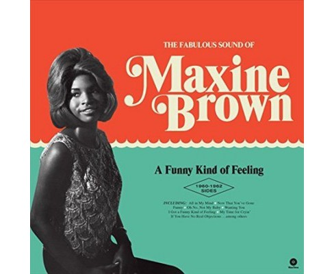 Maxine Brown - Funny Kind Of Feeling:1960-1962 Sides (Vinyl) - image 1 of 1