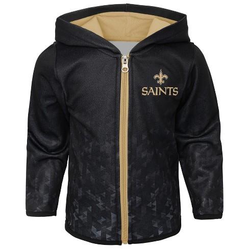 NFL New Orleans Saints Toddler Cheer Loud Sublimated Full Zip Hoodie    Target 7e1b723b3