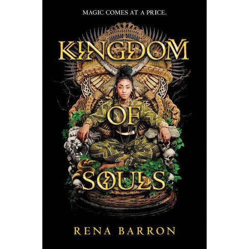 Kingdom of Souls - by  Rena Barron (Hardcover) - image 1 of 1