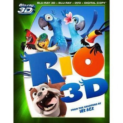Rio (Blu-ray)(2011)