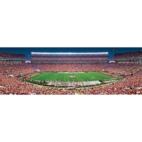 NCAA 1,000 Piece Panoramic Puzzle - image 1 of 2