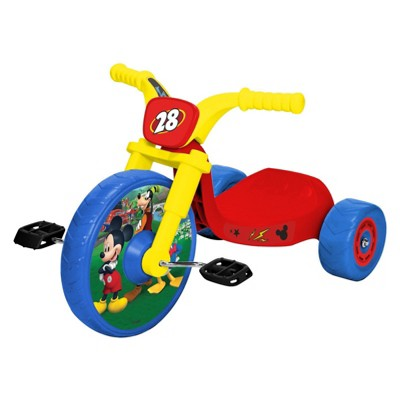 Disney Mickey Mouse & Friends Junior Cruiser Ride-On
