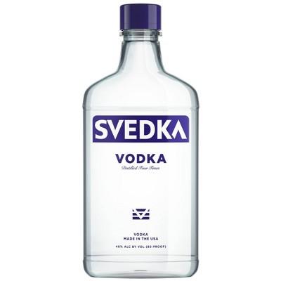 SVEDKA Imported Swedish Vodka - 375ml Bottle