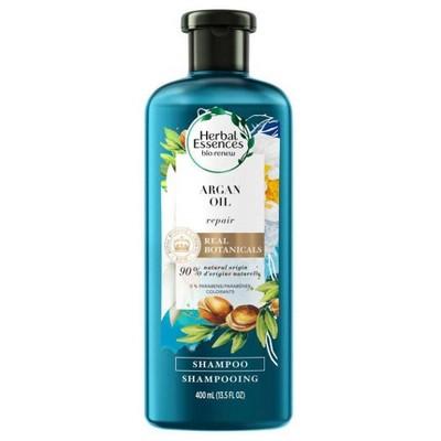 Shampoo & Conditioner: Herbal Essences Bio:Renew Argan Oil