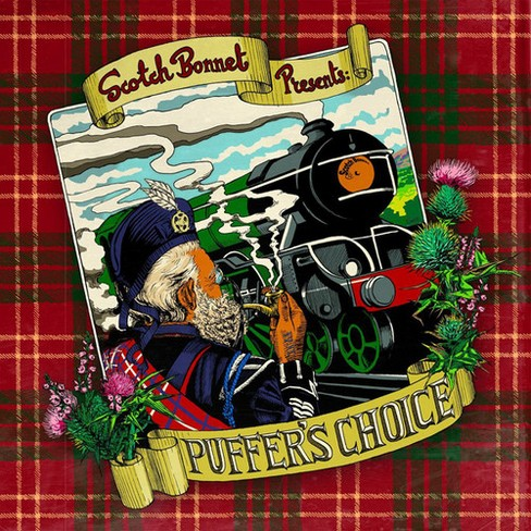 Various - Scotch Bonnet Presents:Puffer's Choic (Vinyl) - image 1 of 1