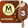 Magnum Vanilla Ice Cream Bars Dipped in Milk Chocolate and Almonds - 3ct - image 2 of 4