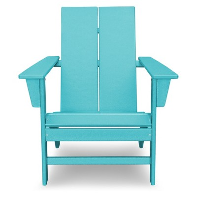 St. Croix Contemporary Adirondack Chair - POLYWOOD