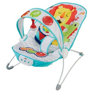 Fisher-Price Kick n Play Musical Bouncer