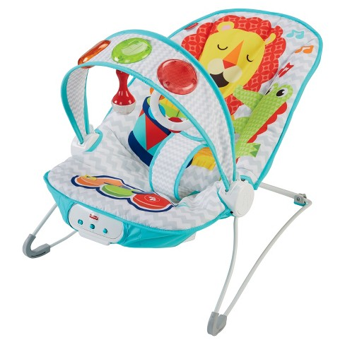 Fisher-Price Kick 'n Play Musical Bouncer - image 1 of 11