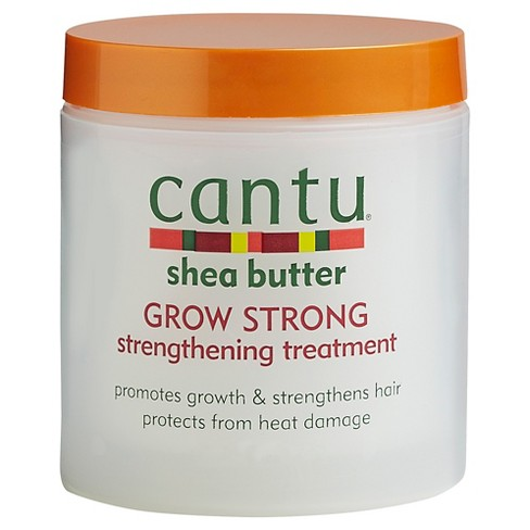 Cantu Shea Butter Grow Strong Strengthening Treatment - 6.1oz - image 1 of 1